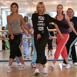 Школы танцев Вили