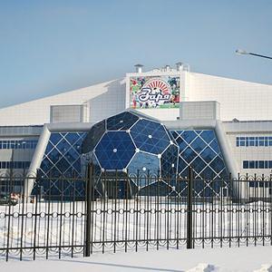 Спортивные комплексы Вили
