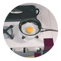 Кафе Котлето - иконка «кухня» в Виле